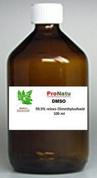 ProNatu DMSO dimethyl sulfoxide 99,9%, Ph. Eur.