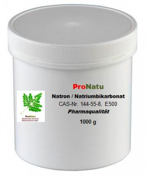 ProNatu Sodium bicarbonate/ Soda - pharmaceutical quality